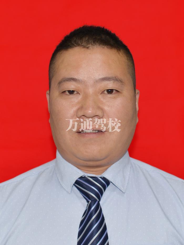 阿拉尔李洪昌(教练员)